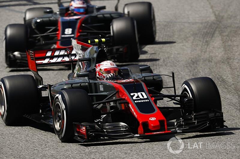 【F1】マグヌッセン「今年のチームメイトはバトンより速いかも」