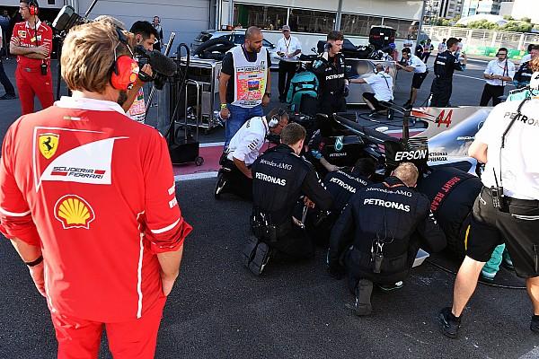 Формула 1 В Ф1 требуют запретить особый режим моторов. Почему это будет сложно?
