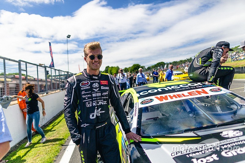 German driver Justin Kunz geared up for NASCAR Truck debut