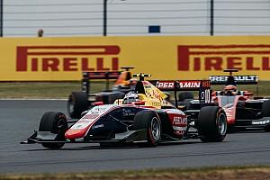 GP3 速報ニュース 【GP3】初優勝アレジ、福住所属ARTの強さはドライバーの力だと断言