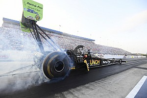NHRA Qualifying report Hight, Millican, Anderson and Hines earn No. 1 qualifying positions at Midwest Nationals