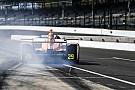 Алонсо на тестах IndyCar сбил двух птиц разом