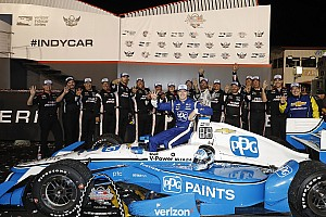 IndyCar Race report Gateway IndyCar: Newgarden wins after move of the season