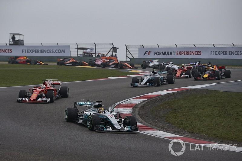DAZNのF1第3戦中国GP配信スケジュールが決定|motorsport.com日本版