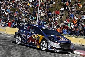 WRC Nieuws Ogier wil titel veiligstellen voor seizoensfinale in Australië