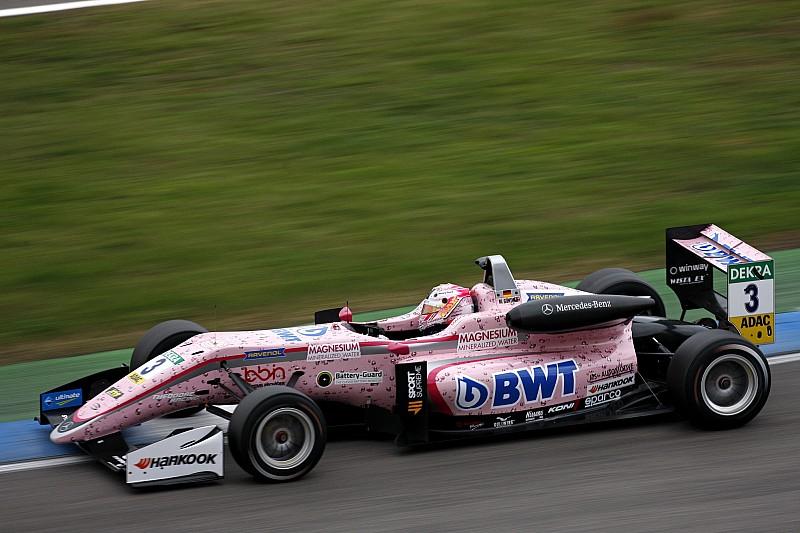 Gunther vence última prova do ano da F3; Piquet é 7º