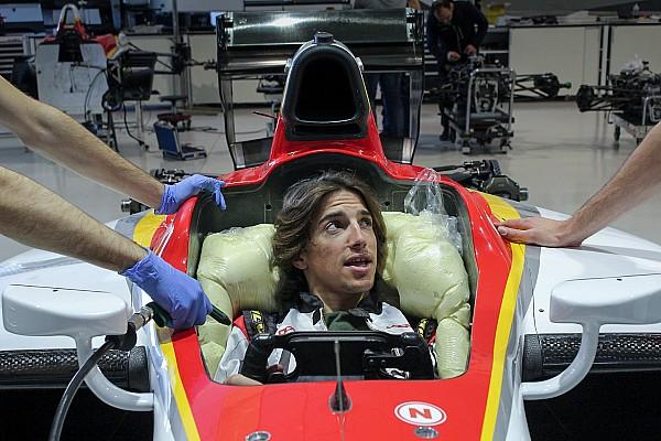 فريق كامبوس يعمل مع مرعي لضمان تواجده في الفورمولا 2