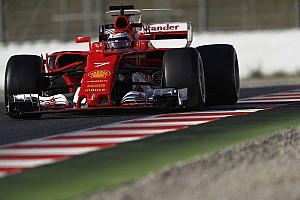 F1 Reporte de pruebas Raikkonen llega a la marca de 1m18s y Alonso se detiene dos veces