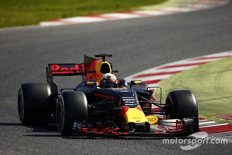 【F1】リカルド、ピレリのハードタイヤに懸念「硬すぎるのでは?」