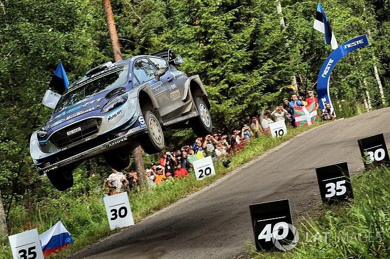 WRC устроила голосование за лучший прыжок года