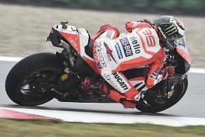 MotoGP Intervista Lorenzo non fa drammi: