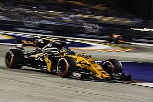 Formel 1 News Pechvogel Nico Hülkenberg: Nach F1-Rennen in Singapur mit Sutil telefoniert