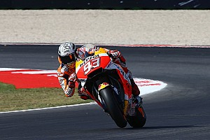 MotoGP Practice report FP3 MotoGP San Marino: Marquez ungguli Vinales