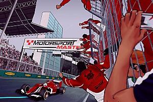 Videogiochi Curiosità Tutti in pista con Motorsport Master