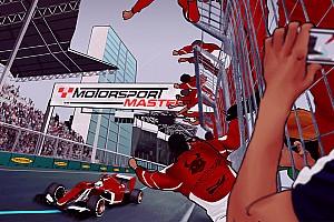 eSport Motorsport.com hírek Vedd kezedbe az irányítást és éld át milyen F1-es csapatfőnöknek lenni!