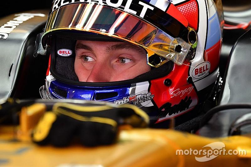 Renault объявила Сироткина своим запасным пилотом