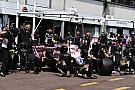F1 A pesar del top 10, Sergio Pérez no está cómodo con el coche