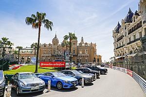 Повсякденний транспорт гонщиків Формули 1