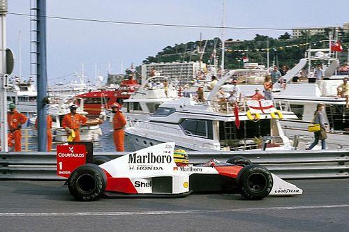 Ten of Ayrton Senna's greatest McLaren F1 wins