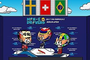 Formula E Artículo especial Video: la carrera 2 del ePrix de Berlín según 'Los MinEDrivers'