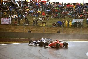 Weggefährte: Im Cockpit setzte bei Schumacher manchmal der Verstand aus