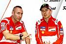 Lorenzo's crew chief won't follow him to Honda