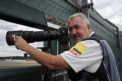 Mein Job in der Formel 1: Fotograf bei Sutton Images
