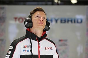 Formula E Son dakika Paris ePrix'te Duval'in yerine Conway yarışacak