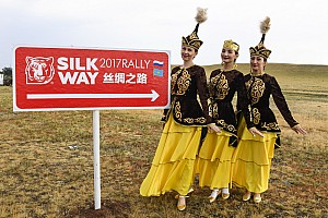 Cross-Country Rally Stage report Silk Way Rally: Xi'An is still far away…