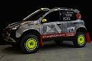 Cross-Country Rally Un Panda quiere conquistar el Dakar