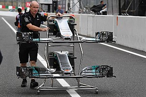 Formula 1 Analysis Explained: How Mercedes keeps pushing its F1 aero - video