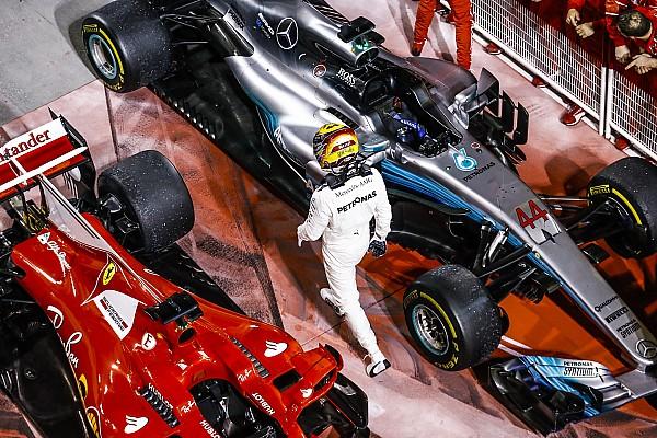 Stop/Go Livefeed Leállással kezdte a bahreini tesztet a Mercedes