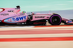 F1 Noticias de última hora Alfonso Celis muestra mejora con Force India