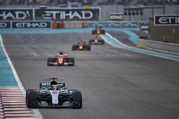 Hamilton reveals his top three F1 rivals