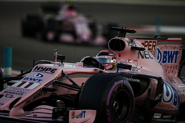 Force India droht Fahrern: