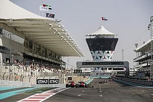 GP3 Nieuws Veel Nederlandse inbreng tijdens F2- en GP3-test Abu Dhabi
