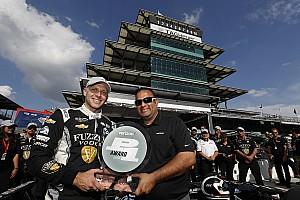 IndyCar Qualifyingbericht Indy 500: Ed Carpenter auf Pole vor Penske-Trio
