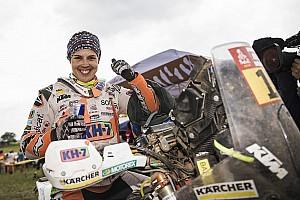 Dakar Noticias Laia Sanz renueva con KTM hasta final de 2020