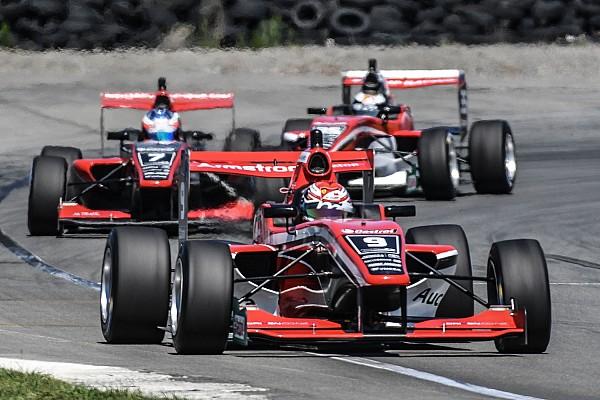Formulewagens: overig Raceverslag P2 en uitvalbeurt Verschoor, dubbelzege Armstrong