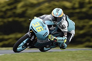 Moto3 Race report Australian Moto3: Mir takes ninth win and clinches championship