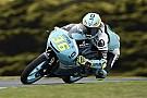 Moto3 Vrije training 3: Mir het snelst voor de regen, crash Bendsneyder