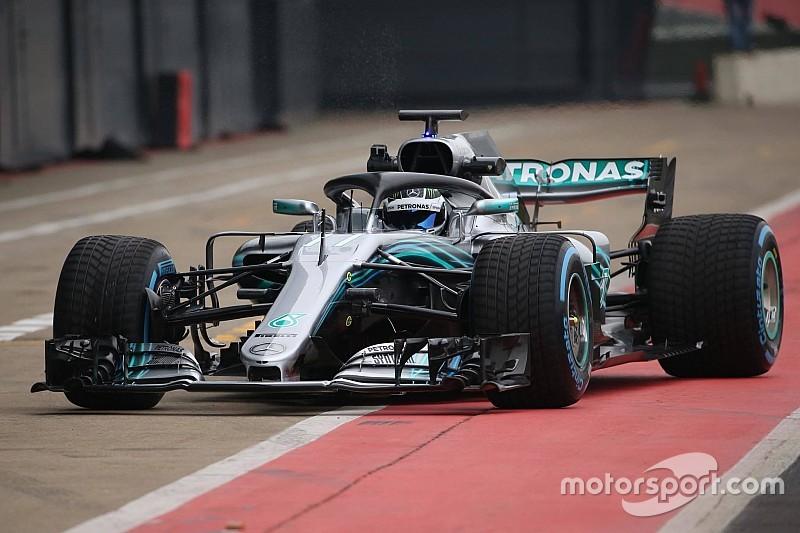 Formel 1 2018: Mercedes präsentiert W09 für Hamilton und Bottas