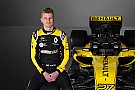 Формула 1 Хюлькенберг сповнений сподівань перед сезоном Ф1-2018