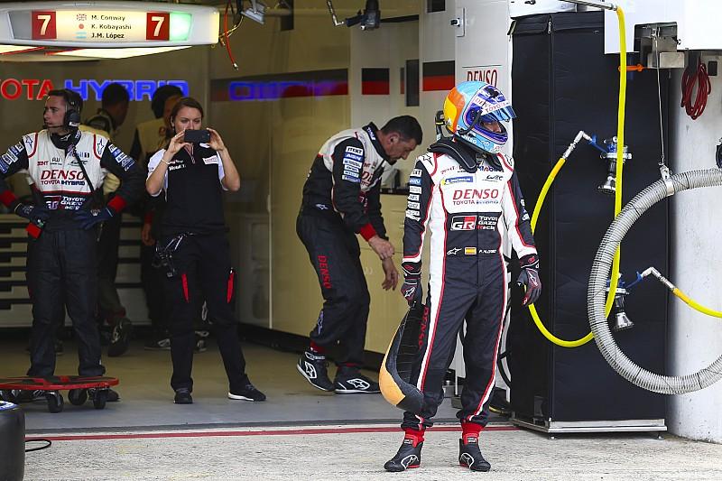 Galería: las mejores imágenes del test de Le Mans