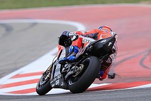 MotoGP Noticias Dovizioso y Márquez se quejan de los baches del circuito
