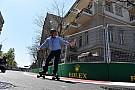 Баку готовится к Гран При: лучшие фото из Азербайджана