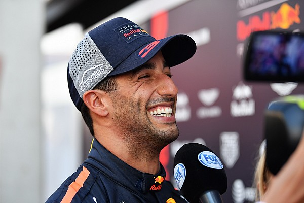 """Formula 1 Breaking news Ricciardo ready to sign Red Bull deal """"early next week"""""""