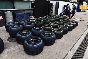 Forma-1 Motorsport.com hírek Giovinazzi 124 kört tett meg az intermediate Pirellikkel