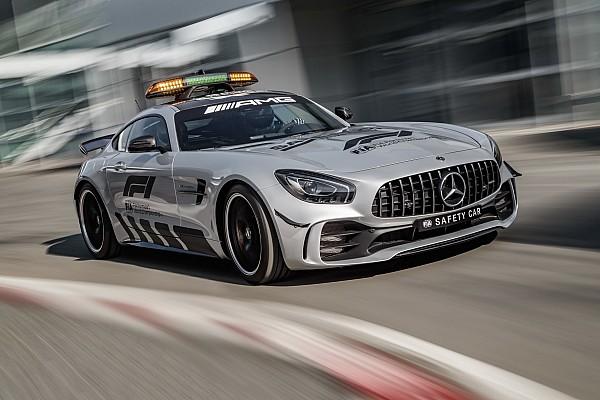 Formula 1 Breaking news Mercedes pamer Safety Car anyar untuk F1 2018