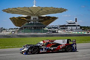 Asian Le Mans Breaking news Newey wraps up Asian Le Mans crown at Sepang